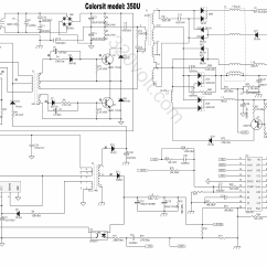 Atx 450w Smps Circuit Diagram Mri Machine What Is Switched Mode Power Supply  Types Of