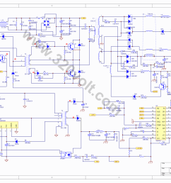atx psu wiring diagram sata power cable pinout diagram [ 2500 x 1616 Pixel ]