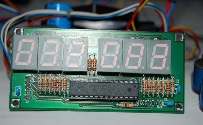 Laboratory Adjustable 0 24v Digital Power Supply Circuit