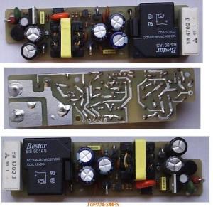100A TIG Welding Circuit IGBT UC3845 IRG4PC50U ETD59  Electronics Projects Circuits