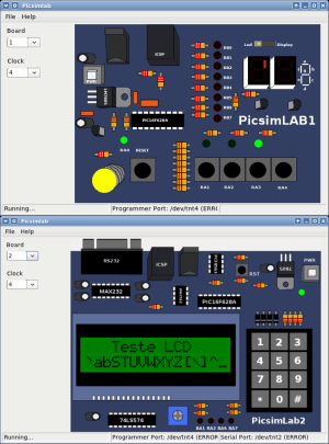 PIC Microcontroller Simulator Program  Electronics Projects Circuits