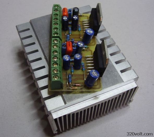 Practical Electronics Mini Project Dc Power Supply Short Circuit