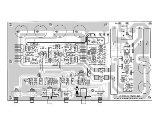 small resolution of 2 60w class d mon 220v q4015l5 moc3010 120x120 an interesting class d amplifier design regulated