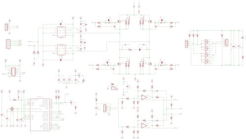 small resolution of ir2184 gate drivers dc servo drive pid loop pwm locked 120x120 atmega88 ir2184 dc servo motor