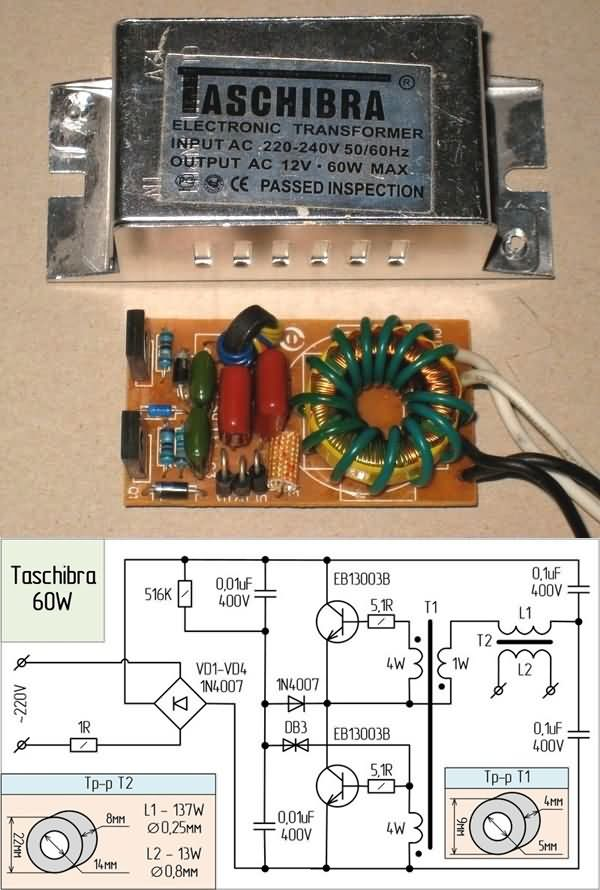 Low Voltage Power Supply Circuit