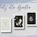 Plakaty na Dzień Dziadka – do pobrania