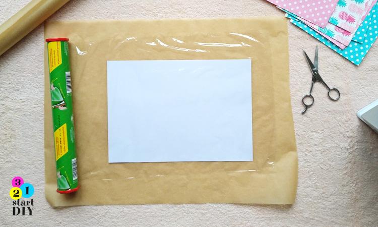 papier z serwetki