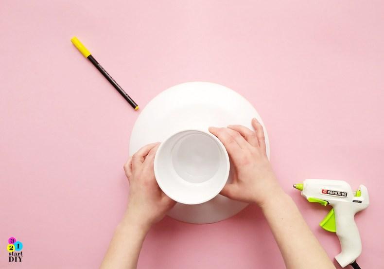 patera na ciasto - szybkie i proste DIY