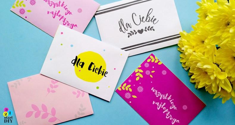 koperty ozdobne do wydrukowania