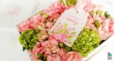Flower box DIY czyli jak zrobić kwiaty w pudełku