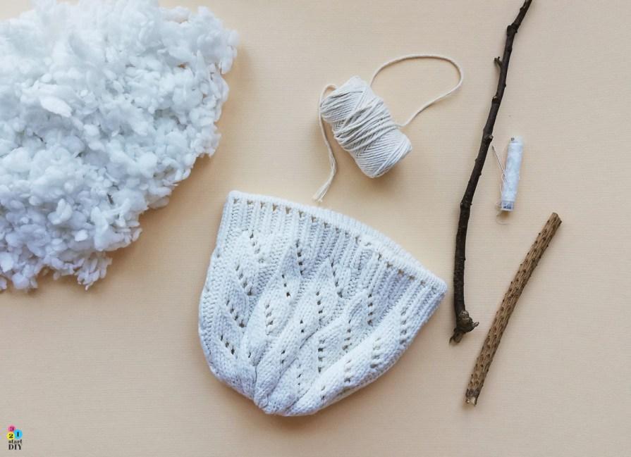 Ozdobne dynie z materiału - jesienne DIY na 3 sposoby