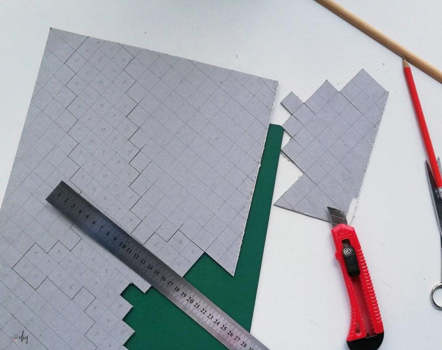 Jak zrobić miecz Minecraft , minecraft sword diy