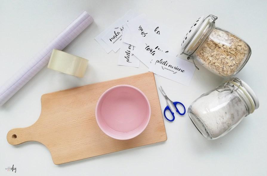 Własne etykiety na słoiki i nie tylko czyli jak zrobić naklejkę