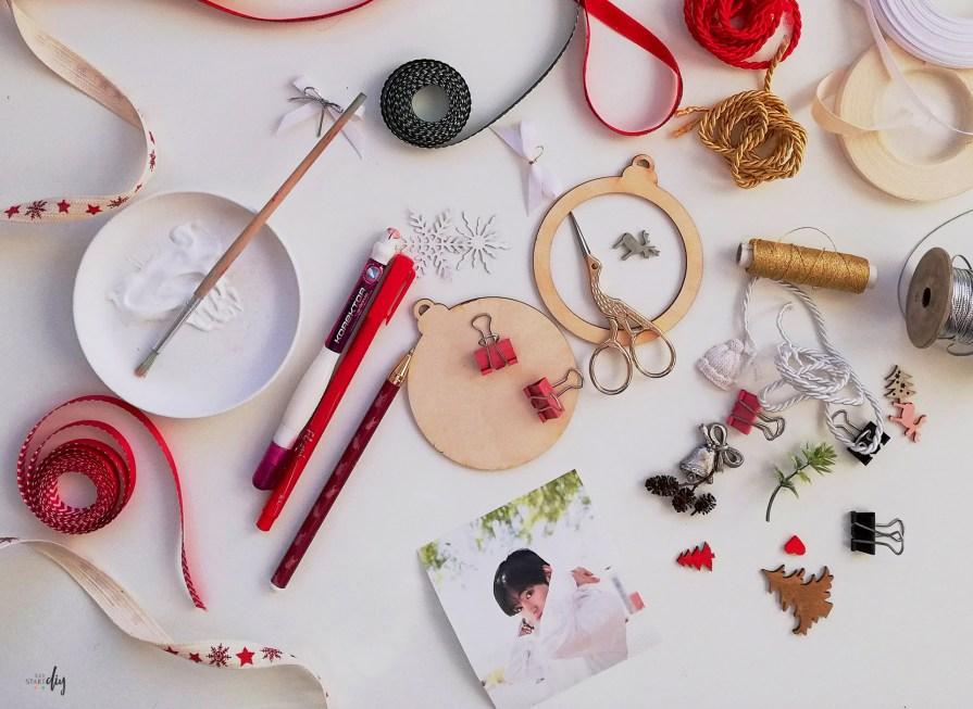 Bombka ze zdjęciem idola - świąteczny upominek dla nastolatka