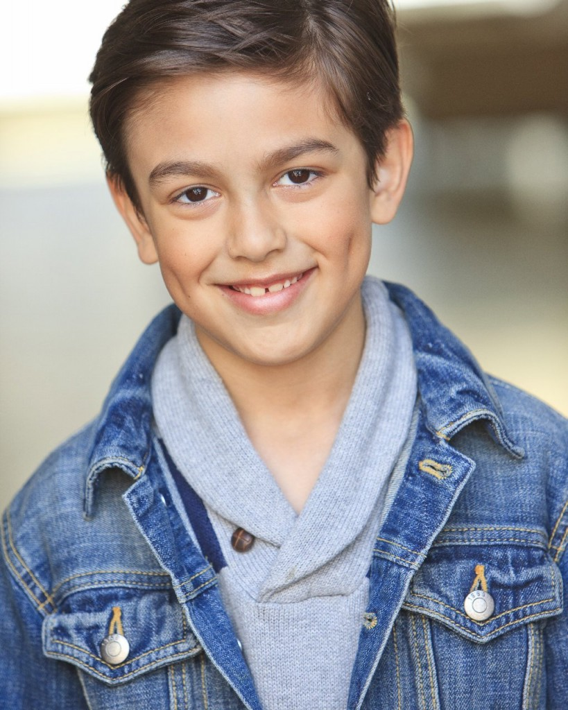 3 2 1 Acting Student Child Actor Lucas Sanson Books Mattel!