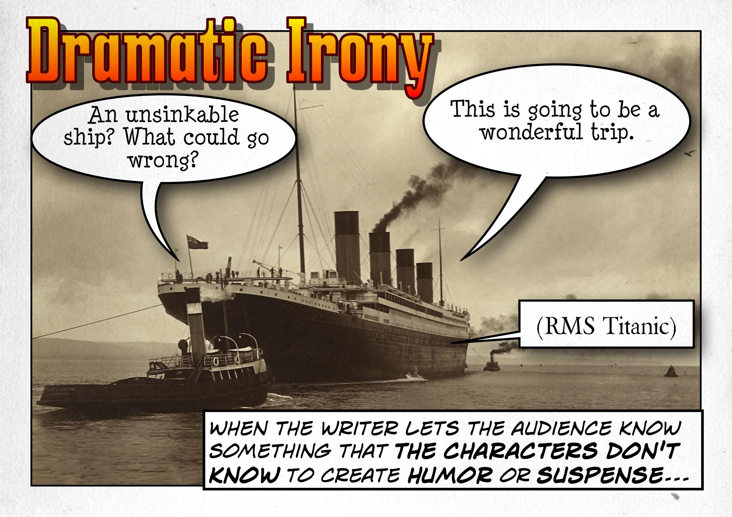 Dramatic Irony Movie Examples