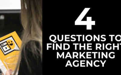 4 Questions to Find the Right Marketing Agency