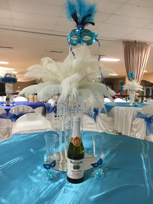 Original Centerpieces For Your Super Quinceanera