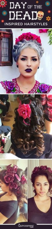 quinceanera hairstyles inspired