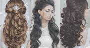 fab hairstyles curly quinceaneras