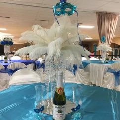 Small High Chair Plastic Cover Original Centerpieces For Your Super Quinceanera! - Quinceanera