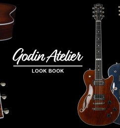 godin atelier lookbook [ 1920 x 1080 Pixel ]