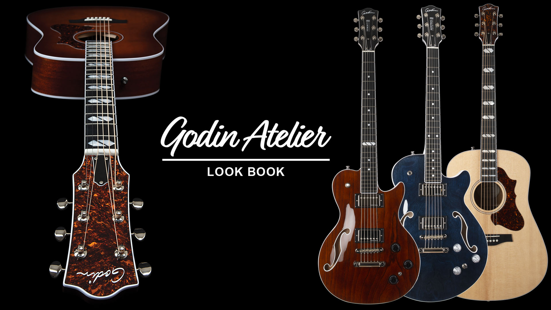 hight resolution of godin atelier lookbook