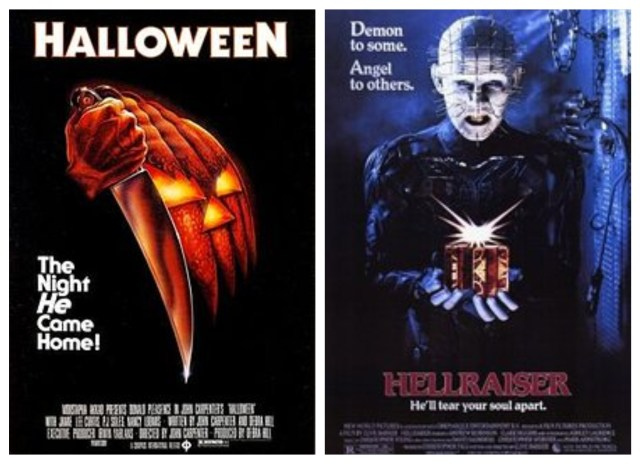 Hellraiser Halloween Movies