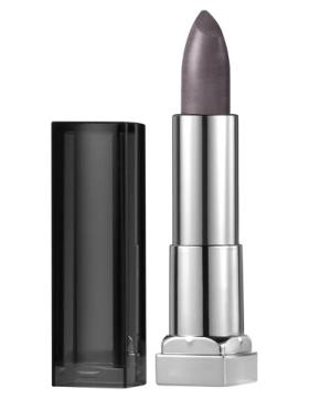 Maybelline Color Sensational Matte Metallics Lip Color Smoked Silver