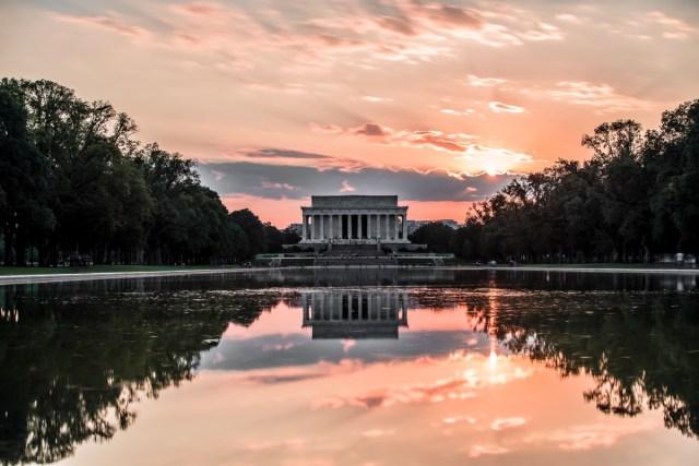 Washington DC Winter Holiday Travel Idea