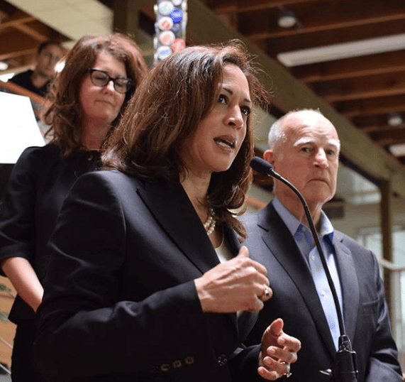 Kamala Harris' presidential candidacy announcement hasn't been exactly smooth sailing, and we wonder why that is the case.