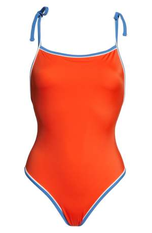 SOLID & STRIPED The Poppy One-Piece Swimsuit
