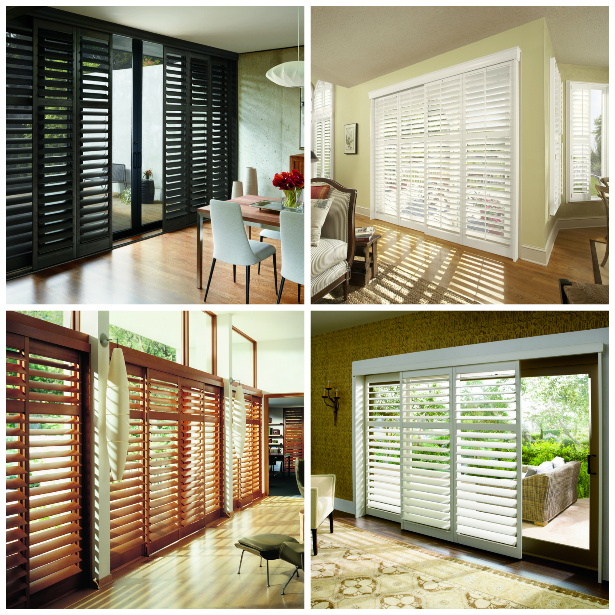 Covering Patio Or Sliding Glass Doors Made In The Shade