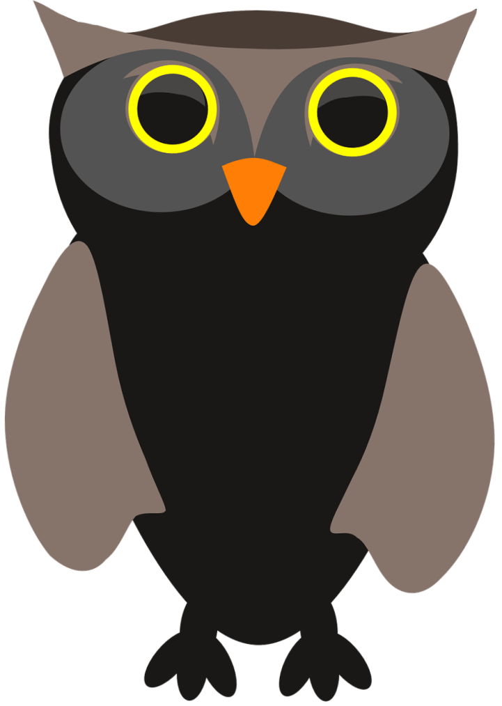 Картинки сова аппликация из бумаги