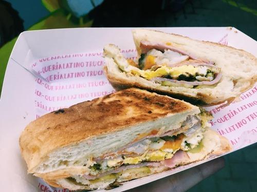 Machete Food Truck Jakarta Tasteritos