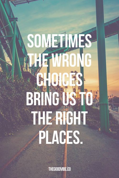 Life Quotes Quotesaboutlife We Stress Over Making The Right Choice