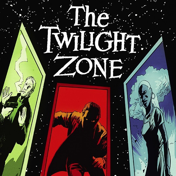 dynamitecomics Twilight Zone series has just entered into the DRM-Free Zone!