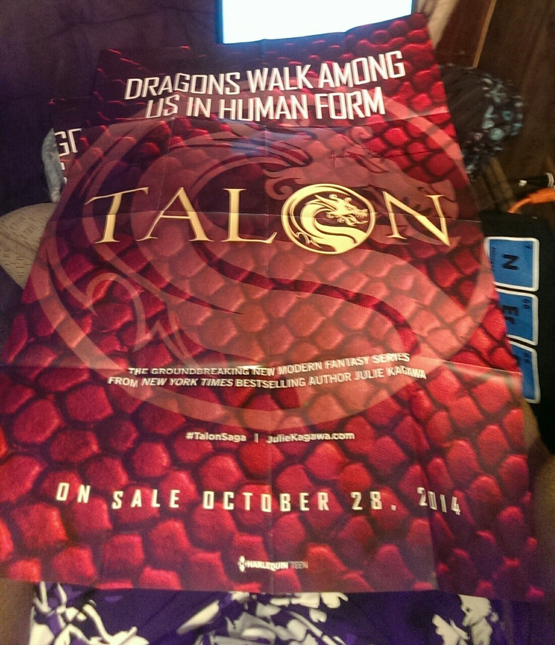 Talon poster