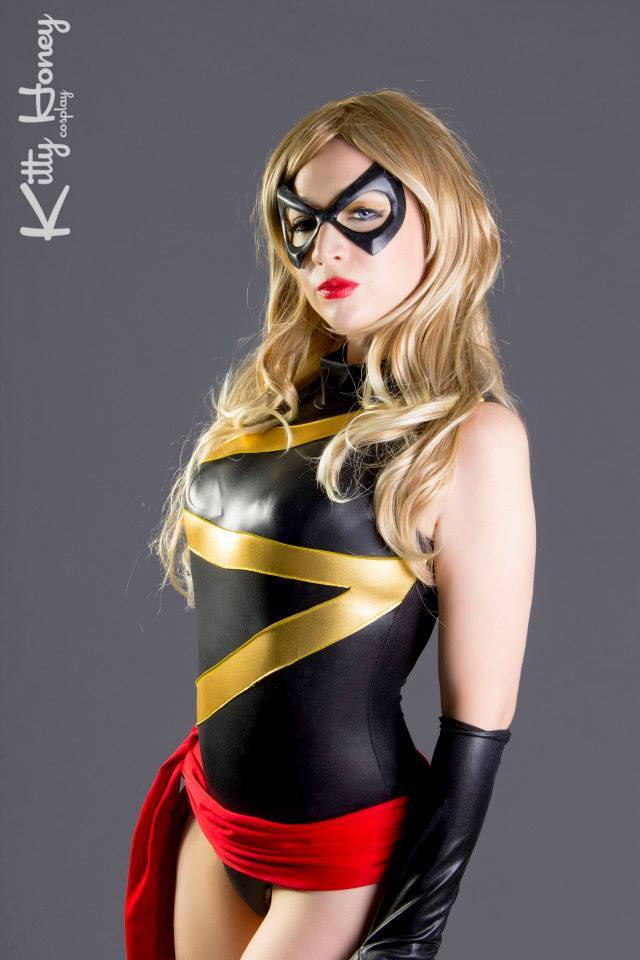 Cosplay : Ms Marvel