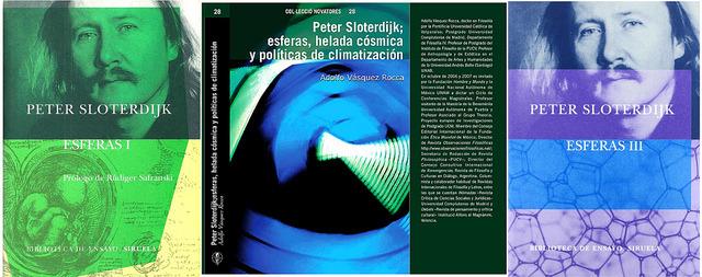 avrocca:  ESFERAS _ Peter Sloterdijk _ VÁSQUEZ ROCCA, Adolfo, Libro: PETER SLOTERDIJK; ESFERAS, HELADA CÓSMICA Y POLÍTICAS DE CLIMATIZACIÓN, Editorial de la Institución Alfons el Magnànim (IAM), Valencia, España, 2008. on Flickr.  - VÁSQUEZ ROCCA, Adolfo, Libro: PETER SLOTERDIJK; ESFERAS, HELADA CÓSMICA Y POLÍTICAS DE CLIMATIZACIÓN, Colección Novatores, Nº 28, Editorial de la Institución Alfons el Magnànim (IAM), Valencia, España, 2008. 221 páginas | I.S.B.N.: 978-84-7822-523-1http://www.observacionesfilosoficas.net/indexpetersloterdijk.htm