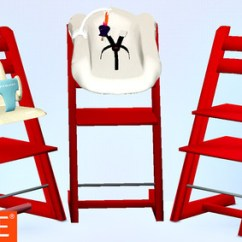 Height Adjustable High Chair Baby Florida Gators Office Functional!