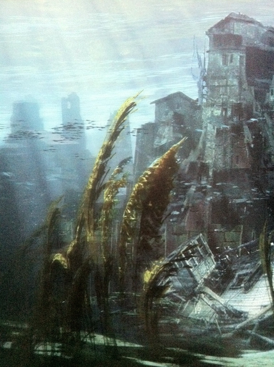 Uncharted 4: A Thief's End Concept Art Emerges 3