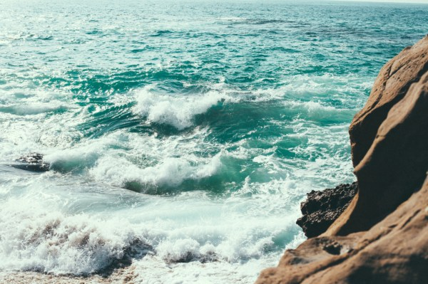 Summer Hipster Indie Paradise Canon Surf Nature Cali California Beach Waves