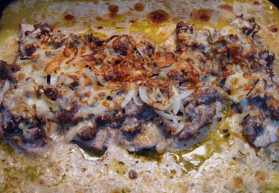 Schnitzel Mexiko