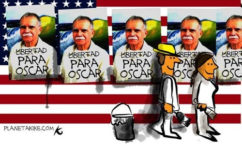 Letter to President Barack Obama:  Free Oscar López Rivera