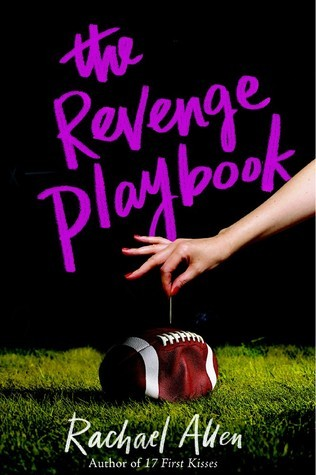The Revenge Playbook by Rachel Allen