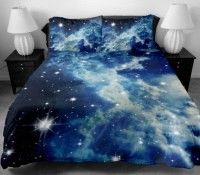 sky design space galaxy nebula stars night sky clouds ...