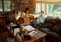 A Writer's Home on Pinterest | Writing Desk, Writers and ...