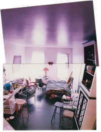 this dwelling - Living room circa late 1990s - early 2000 ...