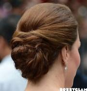 kate middleton updo hairstyle